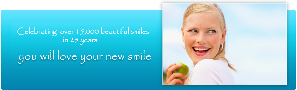 You will love your new smile