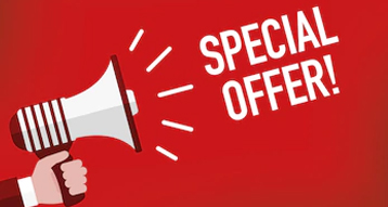 Promotions & Special Offers